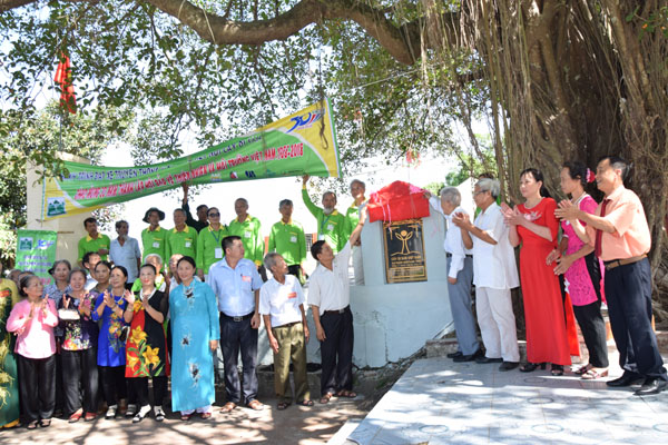 18th Diary of Environmental Communication Journey 2018: Attending the Ceremony of Honoring Vietnam Heritage Tree in Duy Tien